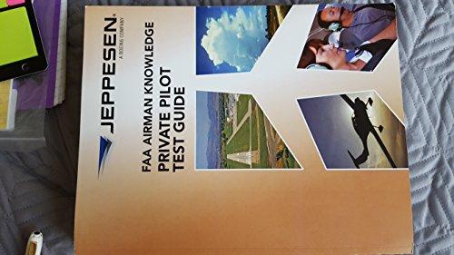 9780884870593: FAA Airman Knowledge Private Pilot Test Guide