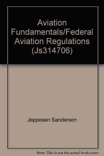 9780884871217: Aviation Fundamentals/Federal Aviation Regulations (Js314706)