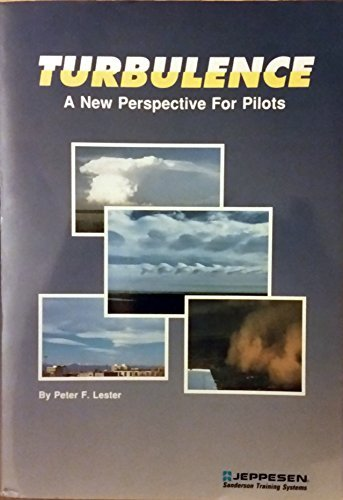 9780884871415: Turbulence: A New Perspective for Pilots