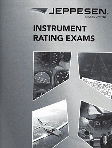 9780884871484: Jeppesen Instrument Pilot Exam Package