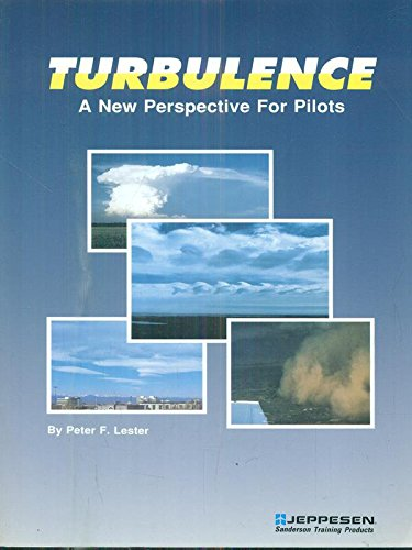 9780884871767: Turbulence: A New Perspective for Pilots