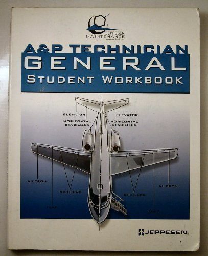 9780884872122: A&P Technician General Workbook