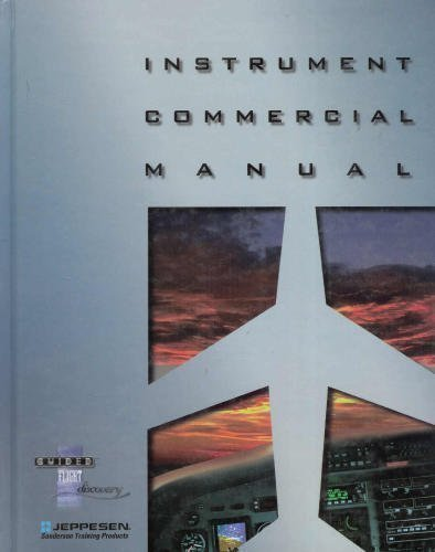 9780884872528: Instrument Commercial Manual (updated ed)/JS314520