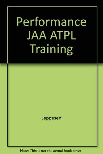 9780884873594: Performance JAA ATPL Training