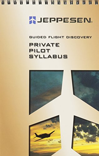 9780884874300: Private Pilot Syllabus - Guided Flight Discovery
