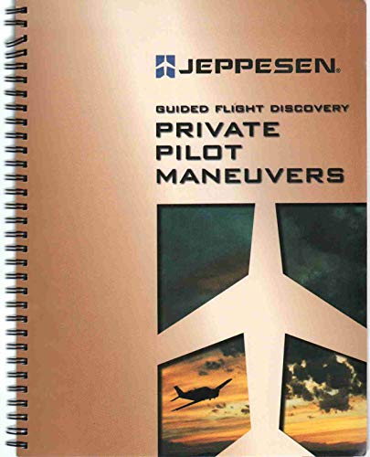 9780884874355: Jeppesen: Guided Flight Discovery: Private Pilot Maneuvers