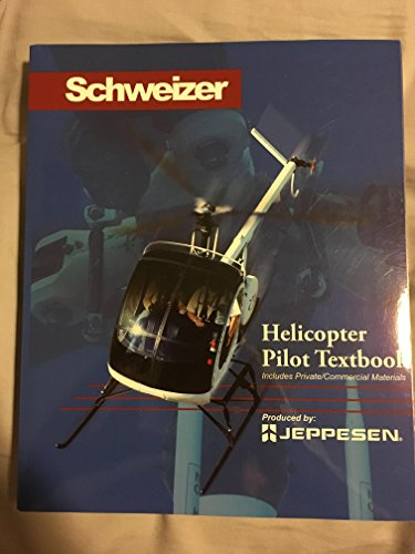 9780884874744: Schweizer Helicopter Pilot Textbook & Helicopter Pilot Exercise Book - Bundle