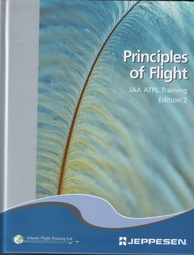 9780884874959: Jeppesen Principles of Flight JAA ATPL Training Edition 2 Vol 8
