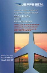 Flight Instructor Practical Test Standards: Jeppesen