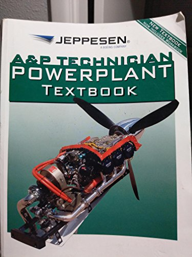 A & P Technician Powerplant Textbook: Jeppesen