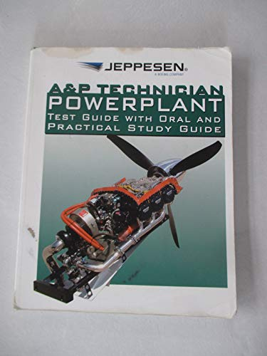 9780884875437: Title: A+P TECHNICIAN POWERPLANT TEST GDE.+SG