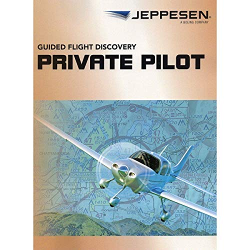 9780884875956: Jeppesen Private Pilot Manual Textbook - 10001360-003