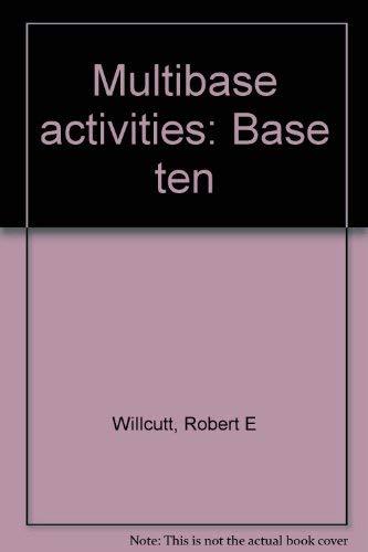 9780884880202: Multibase activities: Base ten