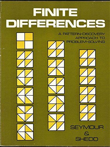 9780884880479: Finite Differences