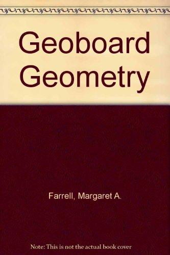 9780884880653: Geoboard Geometry