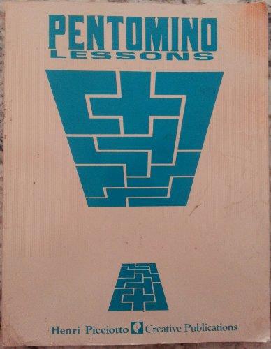 Pentomino lessons (0884883272) by Picciotto, Henri