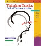 9780884883289: Thinker tasks: critical thinking activities: Attributes and logic