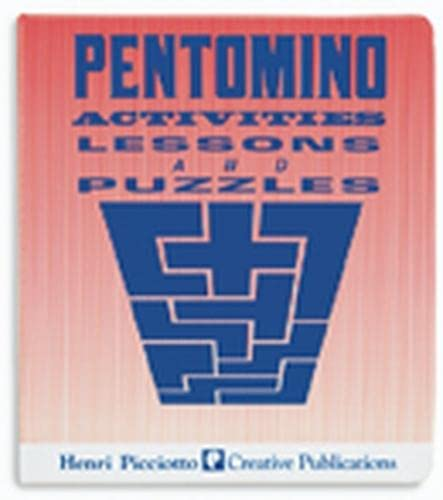 Pentomino Activities, Lessons, and Puzzles Binder (Geometry) (0884883744) by Picciotto, Henri