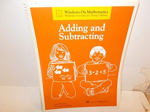 Adding and subtracting (Windows on mathematics : Joan Westley