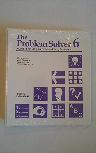 9780884885863: The Problem Solver