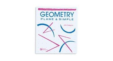 9780884887539: Geometry plane & simple