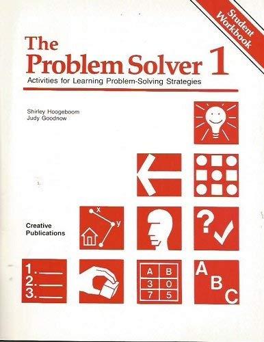 9780884889571: The Problem Solver 1 Student Workbook