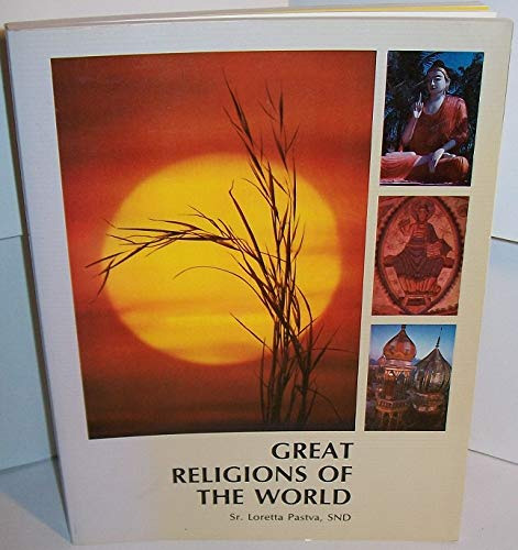 9780884891758: Great Religions of the World (High school textbooks)