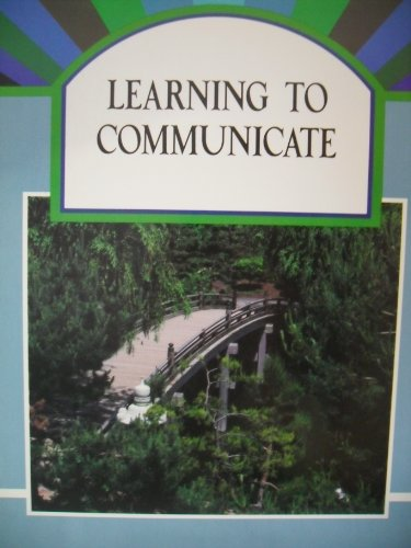 9780884891987: Learning to Communicate