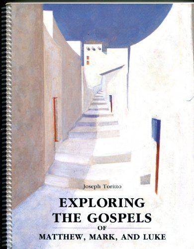 9780884892397: Exploring the Gospels of Matthew, Mark and Luke: A Manual for Teachers