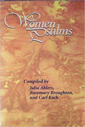 Womenpsalms: Ahlers, Julia, Broughton,