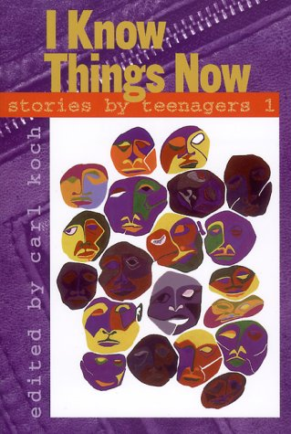 9780884893844: I Know Things Now: Stories by Teenagers 1