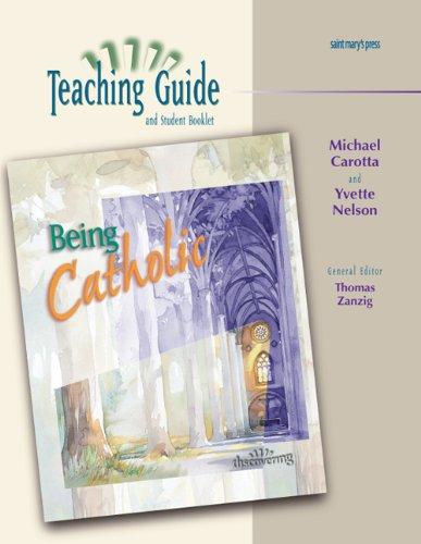 9780884894551: Being Catholic: (Teaching Guide)