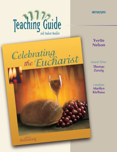 9780884894605: Celebrating the Eucharist: (Teaching Guide)