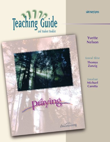 9780884894766: Praying: (Teaching Guide)