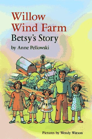 9780884895251: Willow Wind Farm: Betsy's Story (Polish American Girls Series)