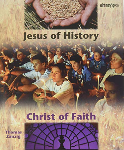 9780884895305: Jesus of History, Christ of Faith: (Student Text)