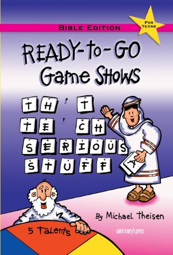 9780884896890: Ready-to-Go Game Shows That Teach Serious Stuff: Bible Edition
