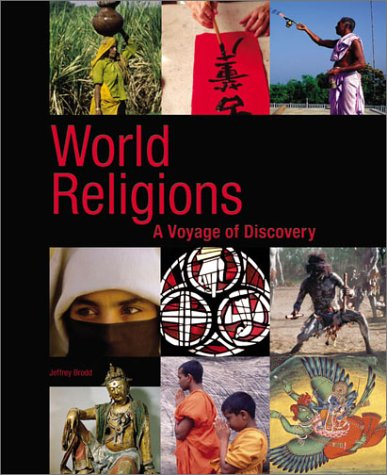 9780884897255: World Religions (2003): A Voyage of Discovery (Student Text)