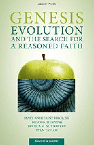 9780884897552: Genesis, Evolution, and the Search for a Reasoned Faith