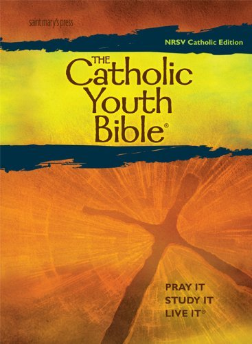 9780884897880: The Cathlolic Youth Bible, Third Edition: New Revised Standard Version: Catholic Edition