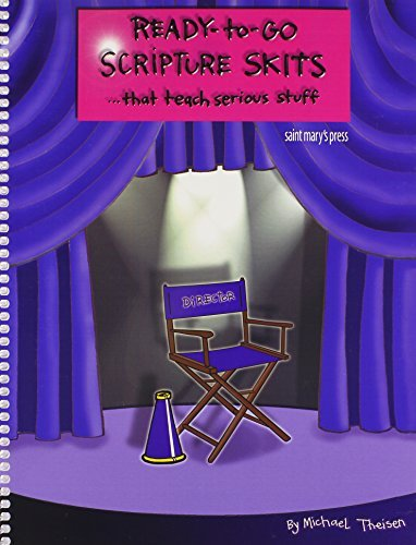9780884898191: Ready-to-Go Scripture Skits . . . That Teach Serious Stuff