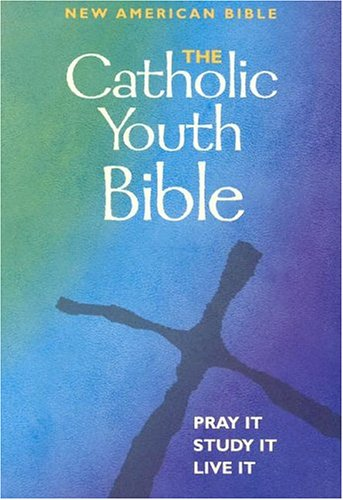 9780884898238: Catholic Youth Bible-Nab-Searchable CD with CD (Audio)