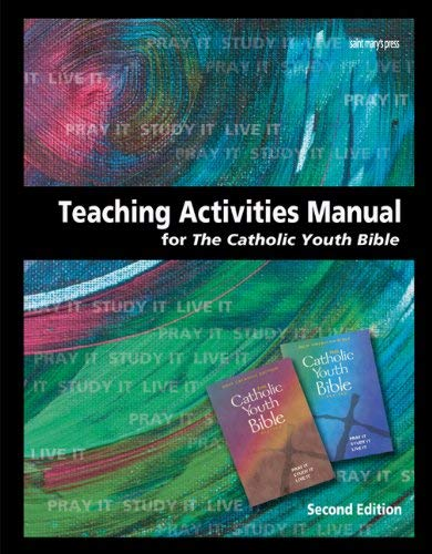 9780884898269: Teaching Activities Manual for The Catholic Youth Bible®, Second Edition: Revised Edition for NRSV and NAB