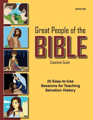 Great People of the Bible Catechist Guide: Talley, Allan J.
