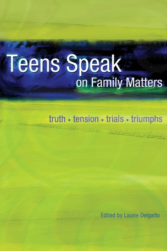 9780884898757: Teens Speak on Family Matters: Truth, Tension, Trials, and Triumphs