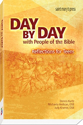 9780884899228: Day by Day with People of the Bible: Reflections for Teens