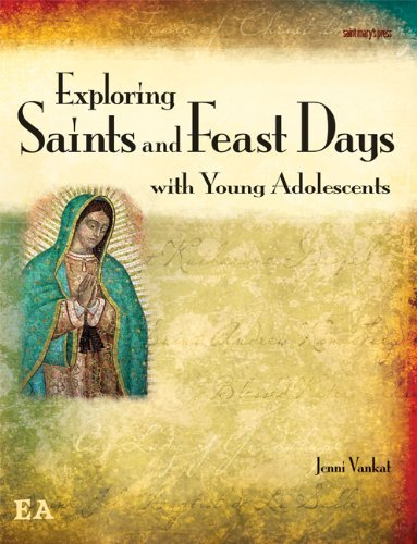 9780884899495: Exploring Saints and Feast Days with Young Adolescents