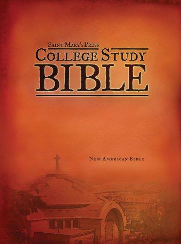 9780884899624: Saint Mary's Press College Study Bible: New American Bible