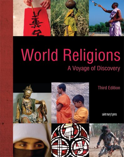 9780884899976: World Religions (2009): A Voyage of Discovery, Third Edition