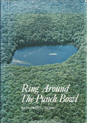 9780884920175: Ring around the punch bowl: The story of the Beebe Woods in Falmouth on Cape Cod